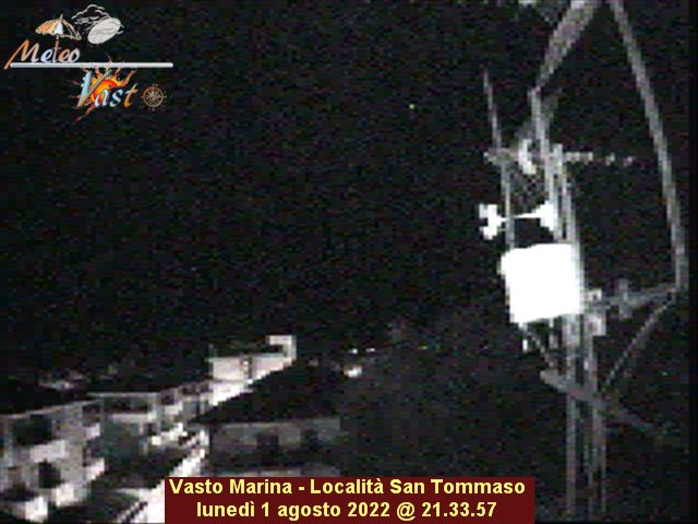 webcam Vasto