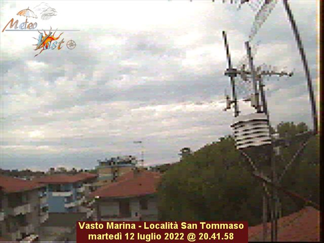 Webcam Vasto Marina